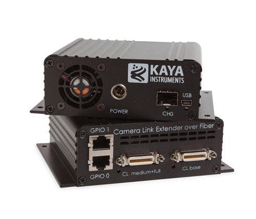 acquisition camera link sur fibre - 20180116 Kaya Instruments KY CL2F H 0028 1