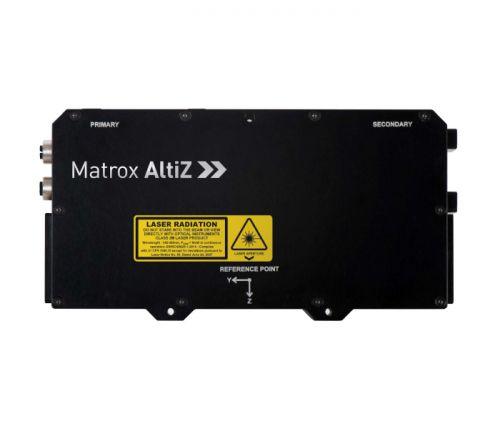 capteur reproduction 3D matrox - Altiz front