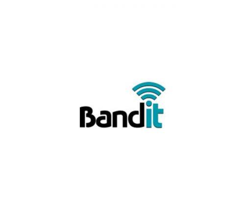 downconverter rf stand alone - Bandit Logo