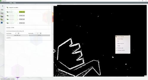 carte acquisition gige vision temps réel - DragonEYE GUI
