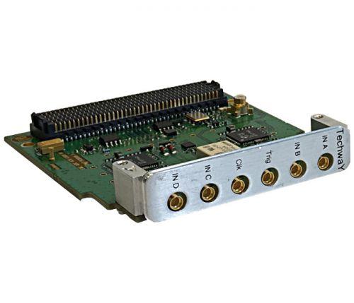 ADC125 - Carte FMC ADC FPGA Mezzanine Card