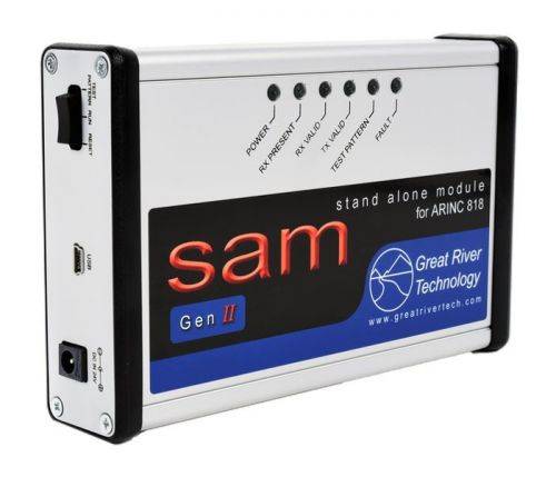analyseur protocole video arinc 818 - HS SAM 1