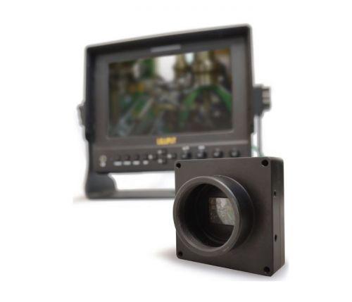camera sdi durcie - Iron SDI screen