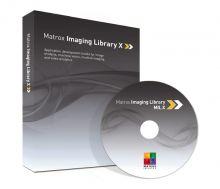 logiciel mil matrox imaging library traitement image vision - MIL X Matrox Imaging Library