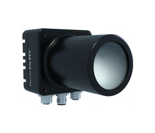 smart camera inference deep learning - Matrox Iris GTX