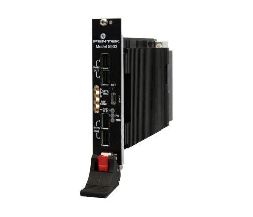 rfsoc board - Model 5903