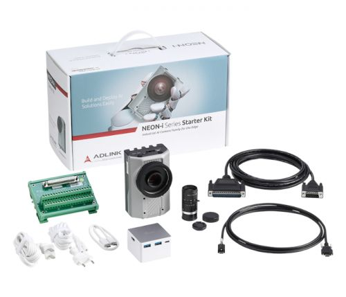 smart camera ia nvidia jetson adlink - NEON 2000 JT2 Starter Kit