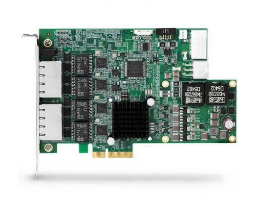 IA et contrôle par caméra - PCIe GIE72 74