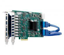 carte acquisition pcie usb3 vision adlink - PCIe U312