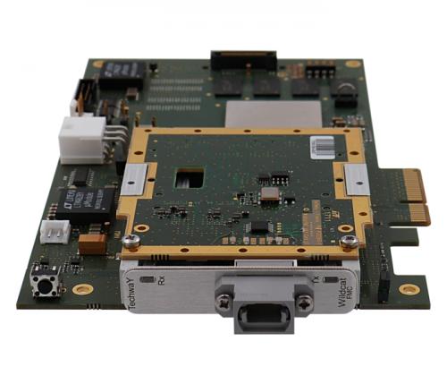 plateforme interface optique haut-débit - PERSIAN with WildcatFMC