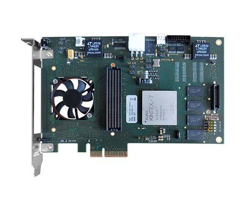 PFP-KX7+ - FPGA board PCIe avec FMC+ slot