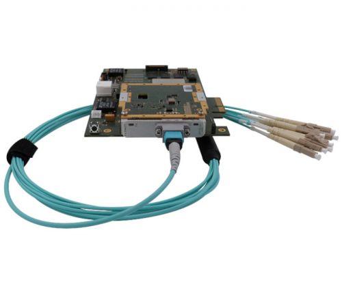 PERSIAN - Plateforme interface optique haut-débit