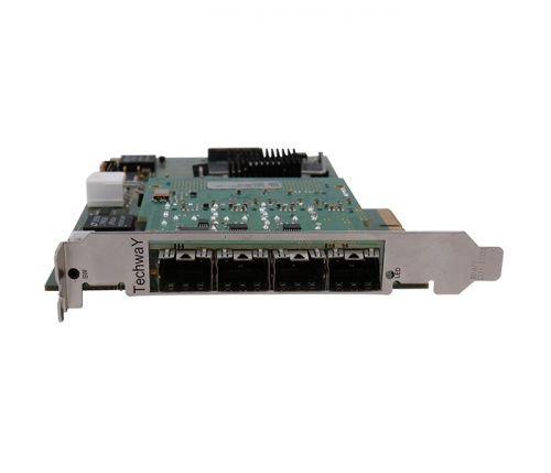 RAVEN - Carte sFPDP PCIe