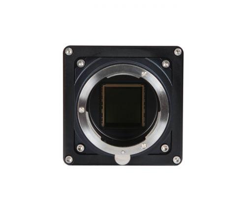 camera coaxpress fanless - RAZOR front