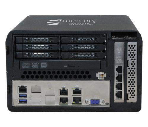 serveur durci compact - RES Edge XR5 front