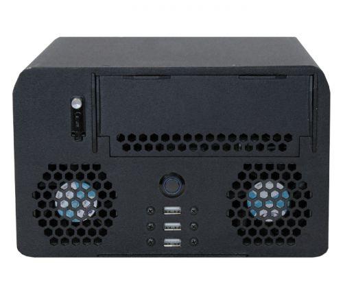 serveur durci compact - RES Edge XR5 rear