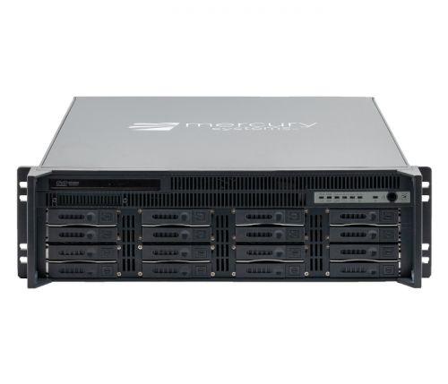 serveur durci rack 19 - RES XR6 3U 16DR front