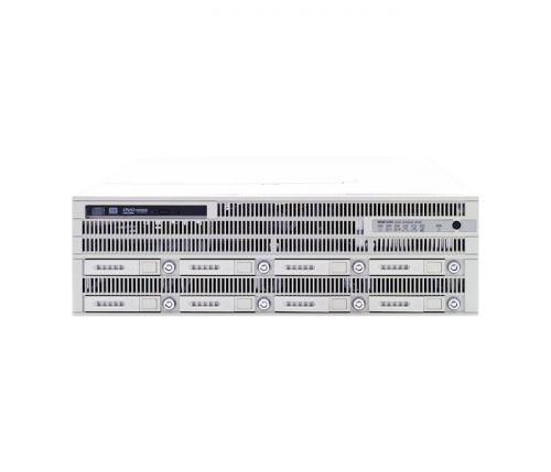 serveur durci rack 19 - RES XR6 3U 8DR front
