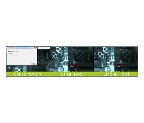 logiciel filtre pour inspection nucleaire - Sparkle Image Measure 2 1