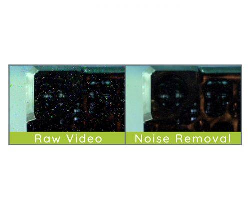 logiciel filtre pour inspection nucleaire - Sparkle Image Noise Revomal 2 1