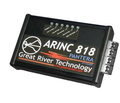PANTERA Switch ARINC 818