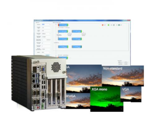 systeme conversion arinc 818 hdmi - XF tuner