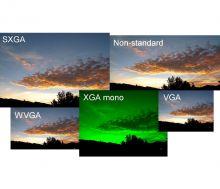 generateur flux video arinc 818 - Xf Tuner Resolutions