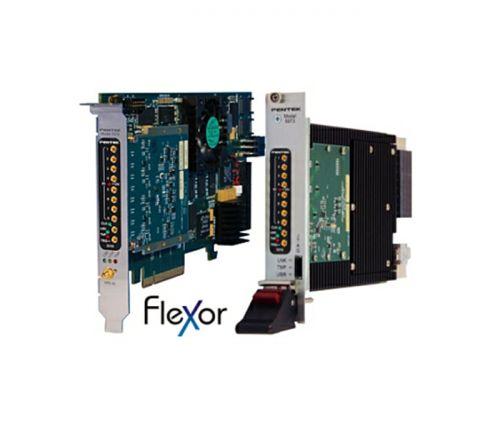 logiciel enregistrement analogique - flexor