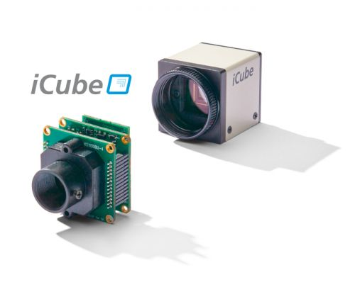 camera gbe gige vision fpga - iCube