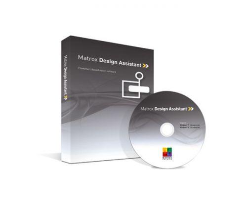 logiciel generateur application vision industrielle - matrox design assistant 2