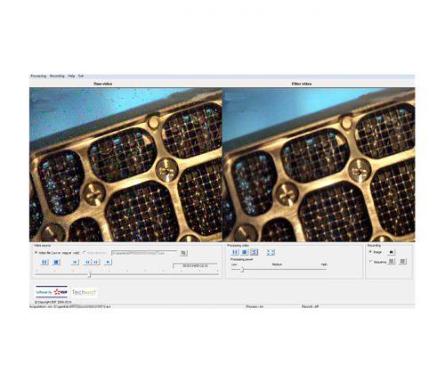 logiciel filtre pour inspection nucleaire - sparkle ihm 1